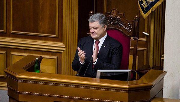 Президент Порошенко не назвал точные сроки вступления Украины в ЕС и НАТО
