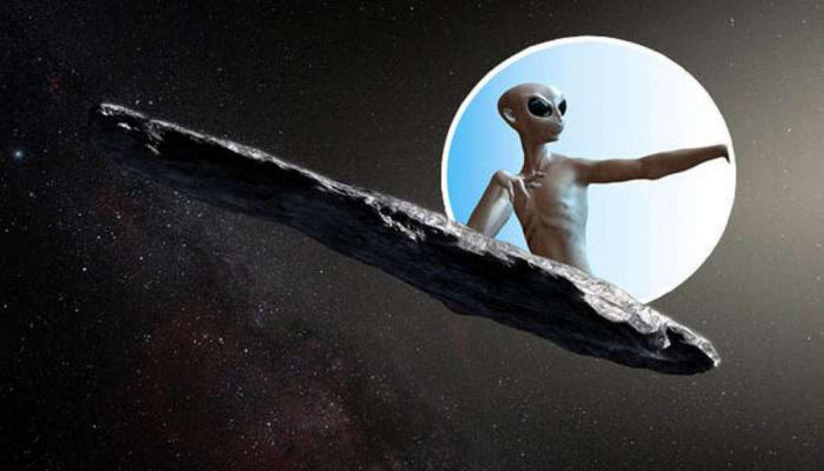 На астероиде Веста появились инопланетяне – уфолог