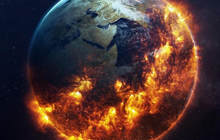 Вспыхнет как звезда: профессор МГУ рассказал об опасном расширении Земли