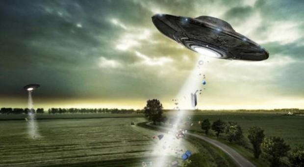 Инопланетяне следят за жителями Ростова – очевидец