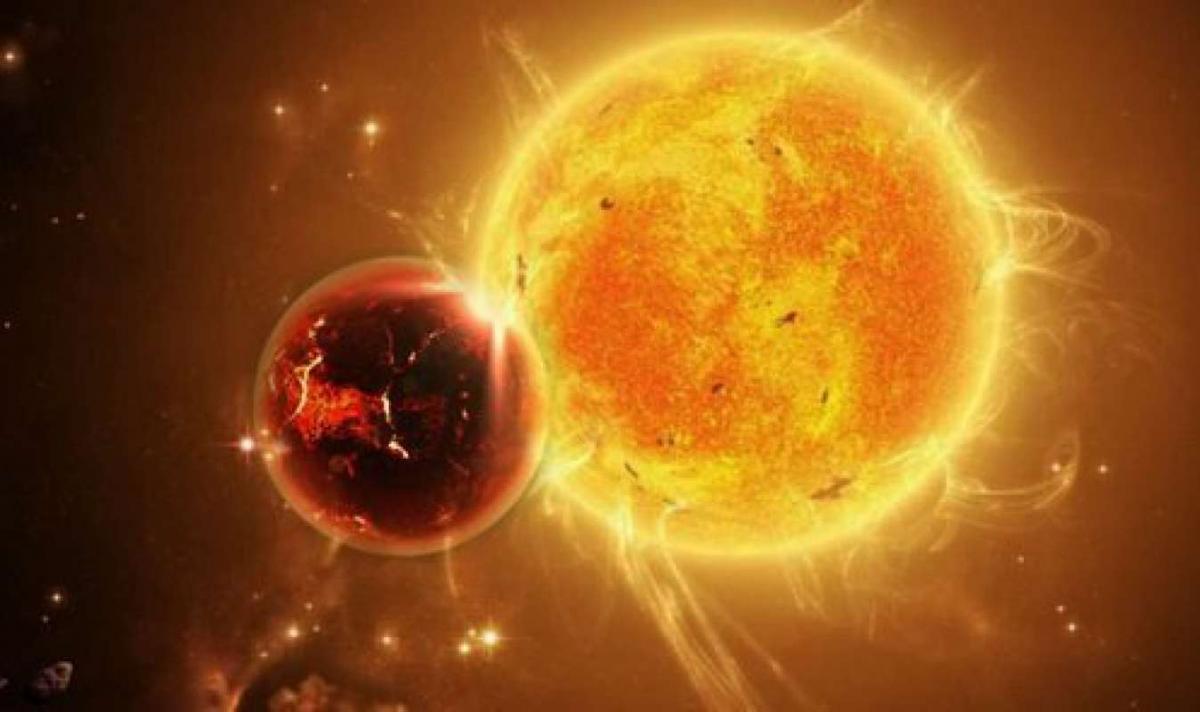 Нибиру подкралась к Солнцу: жителей Екатеринбурга поразило увиденное в небе
