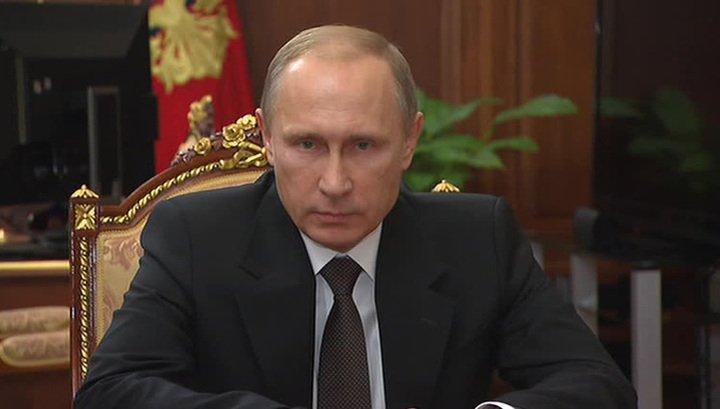 """Путин подписал """"резонансный пакет Яровой"""""""