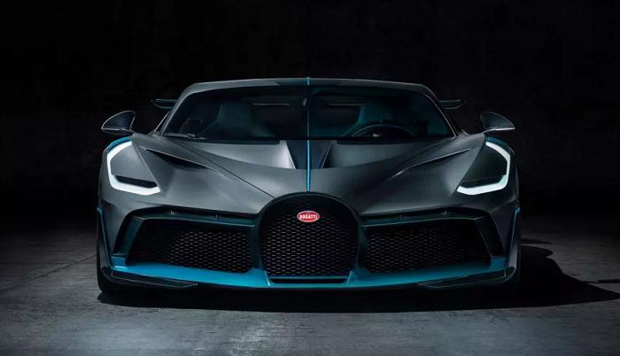 Bugatti представил экстремальную альтернативу Chiron