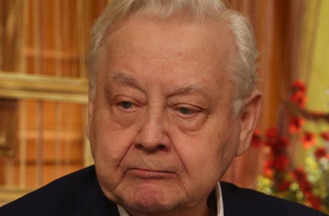 Умер Олег Табаков, подробности