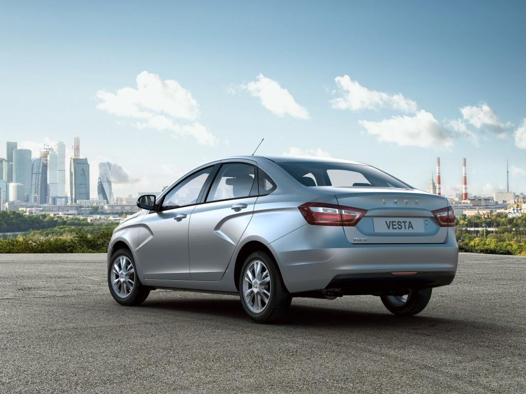 Европа разлюбила российскую Lada – в сентябре продажи упали на 21 процент