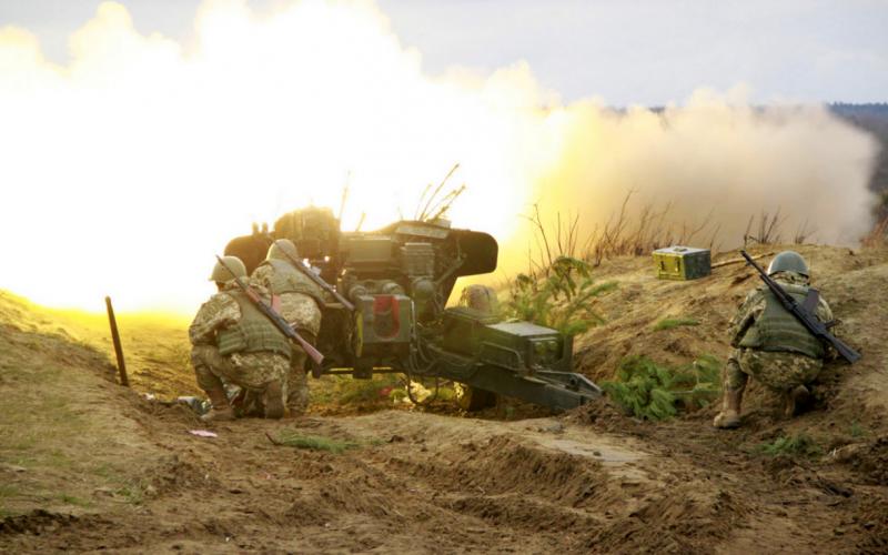 ВДНР поведали опотерях ВСУ в итоге атаки наГорловку