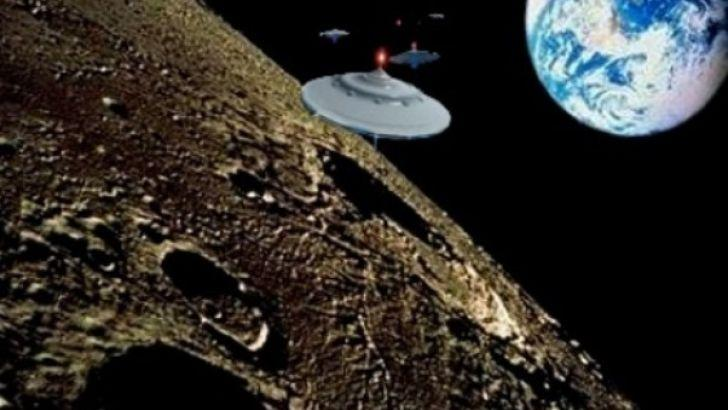 На Луне обнаружена база инопланетян, и NASA это замалчивает – уфологи