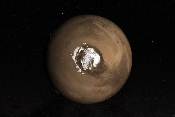 Жизнь на Марсе до сих пор существует под поверхностью, утверждает главный ученый НАСА