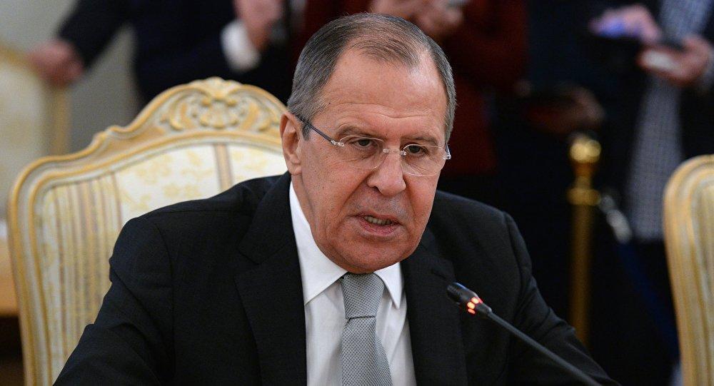 Сергей Лавров озвучил позицию Москвы относительно торговой войны между США и Китаем