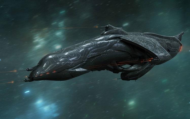 Инопланетный космический корабль залетел в Солнечную систему