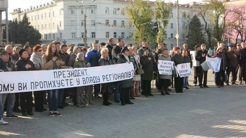 Одесса, Харьков и Херсон превращаются в «большие проблемы» для Киева