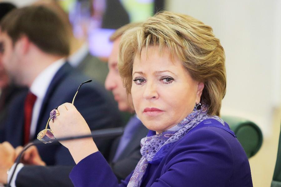 Последствия для США будут чрезвычайными: Матвиенко сообщила о контрсанкциях РФ
