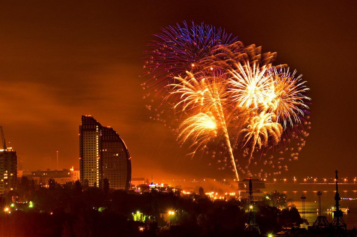 День города Волгограда 2017: салют – время и место, программа мероприятий
