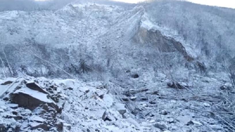 Метеорита не было: ученые установили причину обрушения сопки в Хабаровском крае