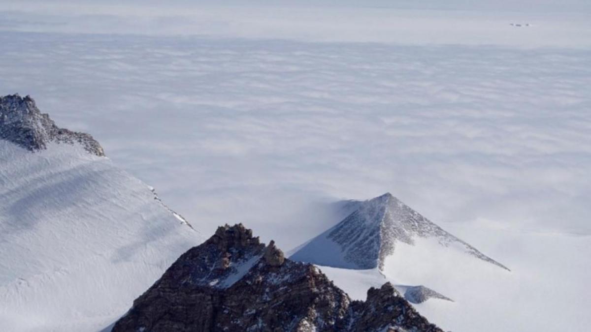В Антарктиде обнаружено самое древнее строение на планете, его параметры впечатлили ученых