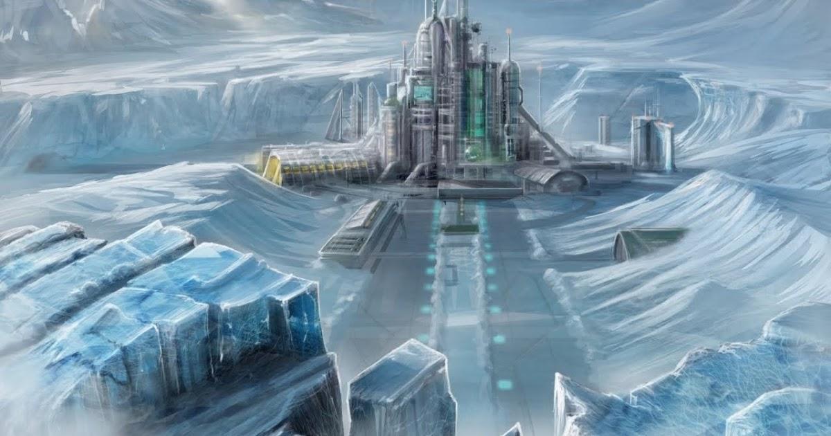 В Антарктиде скрывается немецкая база, преданы огласке секретные данные