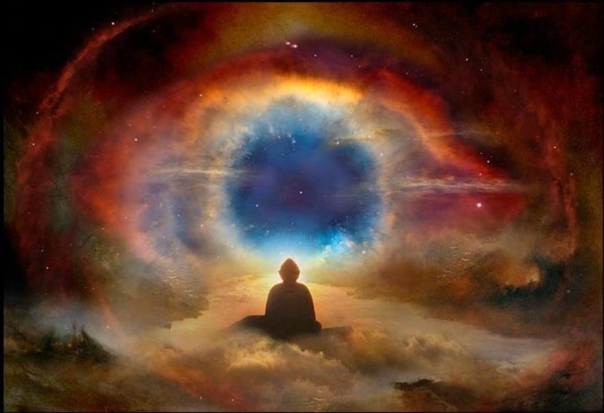 «Глаз Бога»: НАСА опубликовало необычное фото