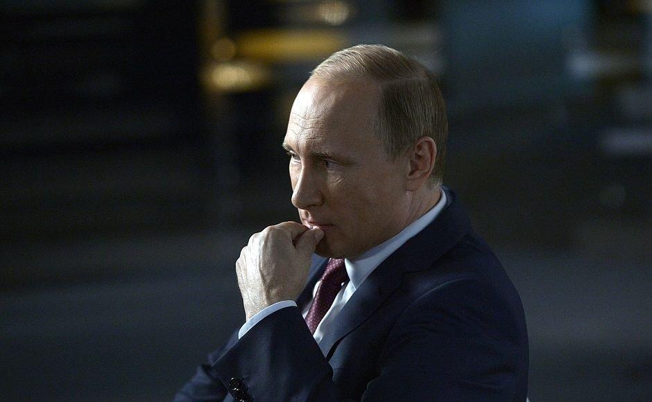 Октябрьский сюрприз, спонсируемый Путиным?