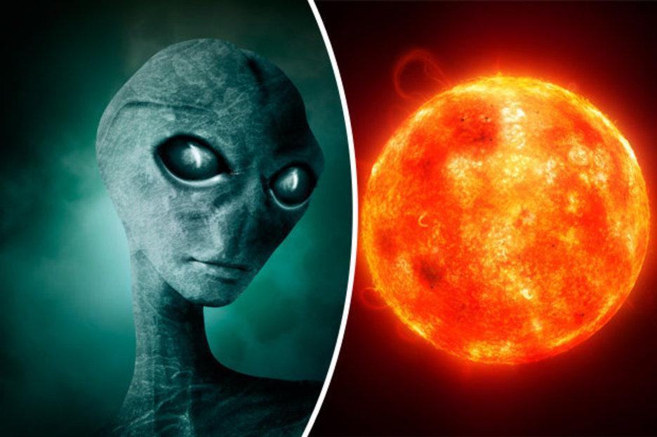 Дерзкие инопланетяне «украсили» Солнце: странное явление с тремя кольцами поразило ученых