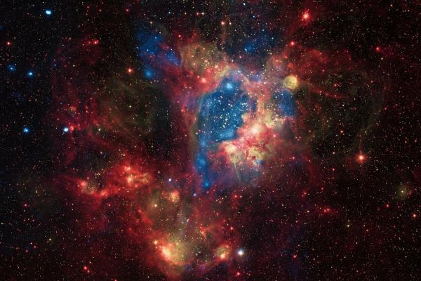 Тайна огромных «Клякс» в глубоком космосе удивляет невероятной разгадкой