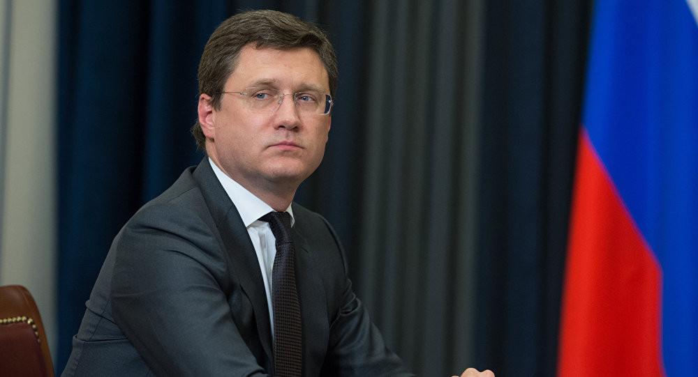 Глава Минэнерго Александр Новак посетит форум в Давос