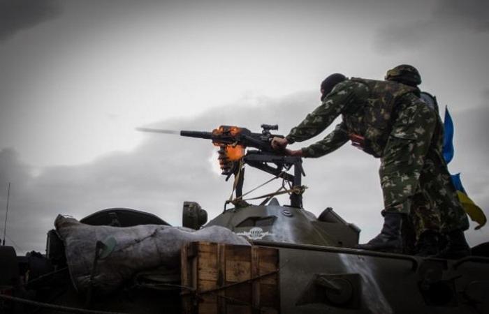 Обстрелы ВСУ