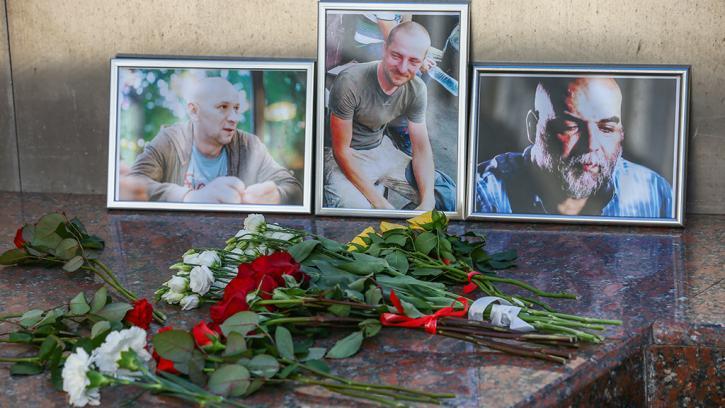 СК связал структуру Ходорковского с гибелью российских журналистов в ЦАР