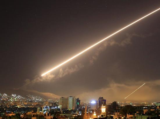Загадочное исчезновение американских ракет при ударе по Сирии: заявление Дамаска прояснило ситуацию