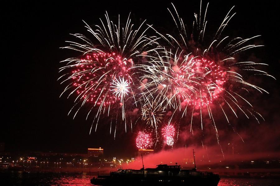 В Волгограде на День города состоится масштабный фейерверк