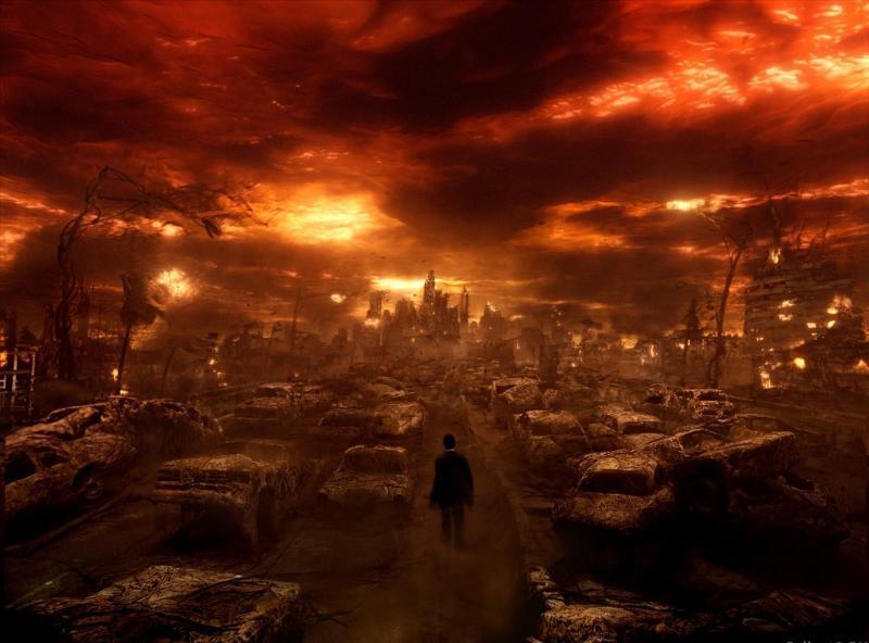 Ученые назвали 15мая началом конца света