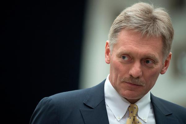 В Кремле ответили на сообщение о кибератаках на ЦИК Украины