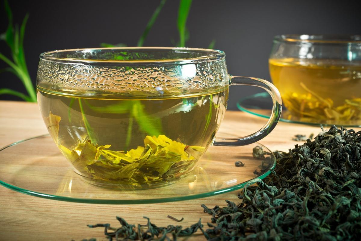 зеленый чай ростов