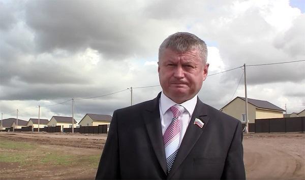 глава Ширинского района Хакассии Сергей Зайцев