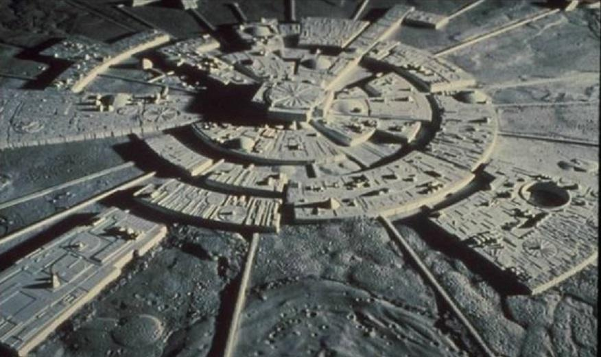 На Луне обнаружено загадочное строение, принадлежащее инопланетянам
