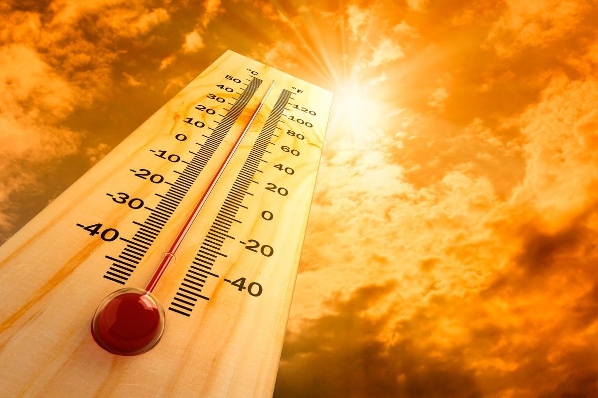 В Астрахани зафиксирован новый температурный рекорд