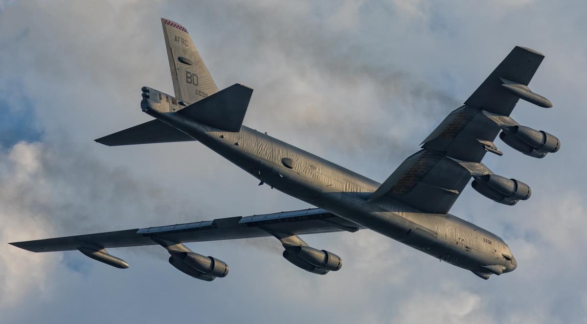 В России ответили на «атаку» бомбардировщика США у берегов Крыма