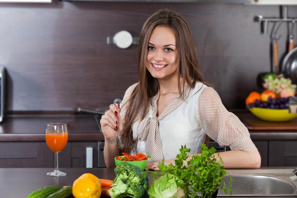 Похудеть ударными темпами за счет одного овоща