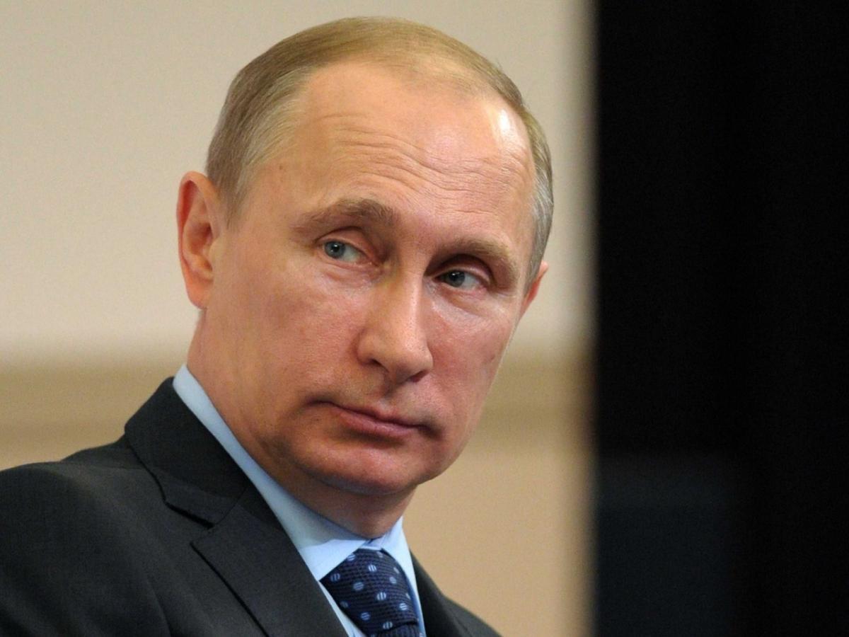 Владимир Путин: строительство железнодорожной части Крымского моста опережает график