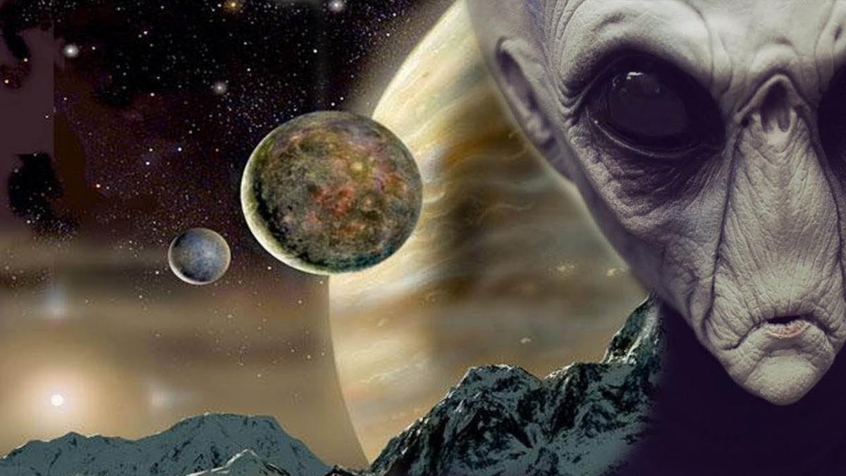 Инопланетяне базируют космический корабль -«Ноев ковчег» на Луне – уфолог