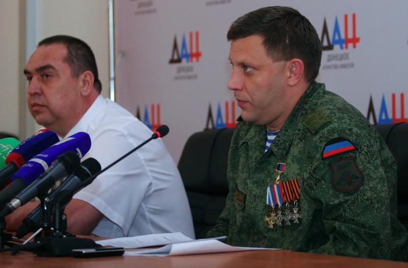 Песков назвал объяснимой эмоциональную реакцию ДНР на убийство Моторолы