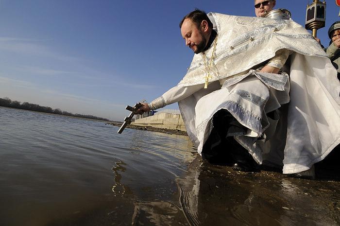 В столице Кубани откроются 6 крещенских купелей, стали известны адреса