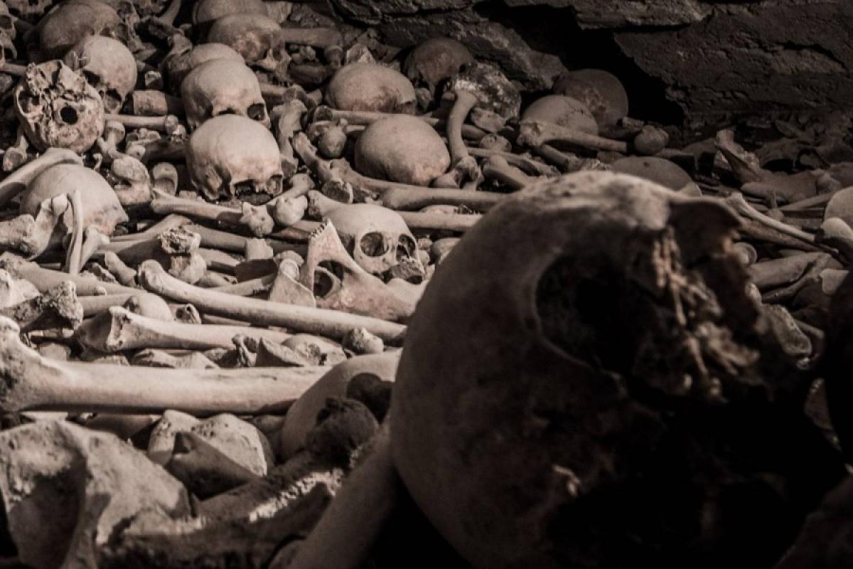 Обнаружено тайное захоронение в Мексике с останками 600 человек