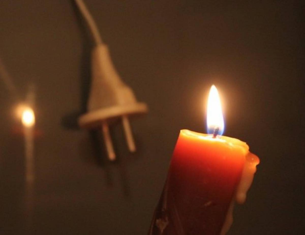 Без света остались почти 300 тысяч человек в Чечне