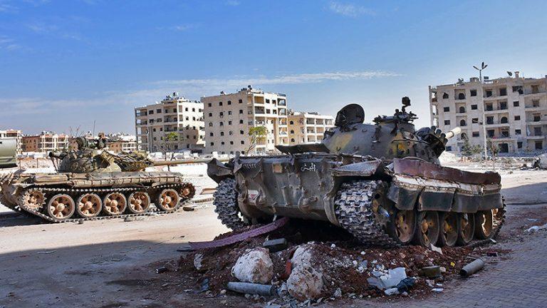 Сирия, новости 28 09 17