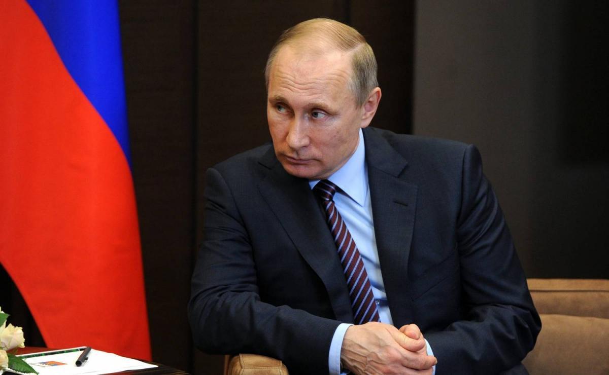 В Литве предложили вручить президенту Путину Нобелевскую премию мира
