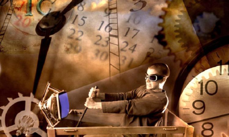 Путешественник во временииз 3800 года показал «мертвый» будущий мир на фото