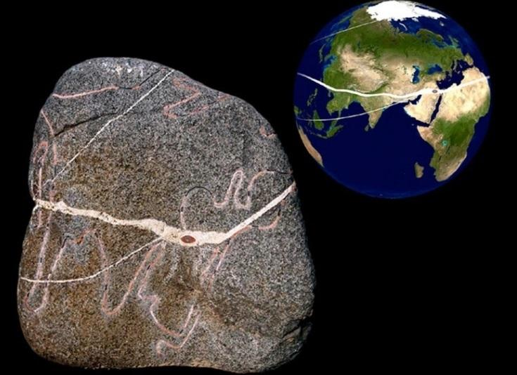 На древнем глобусе найден неизвестный континент