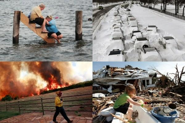 ООН представила отчет о рисках стихийных бедствий для 171 страны