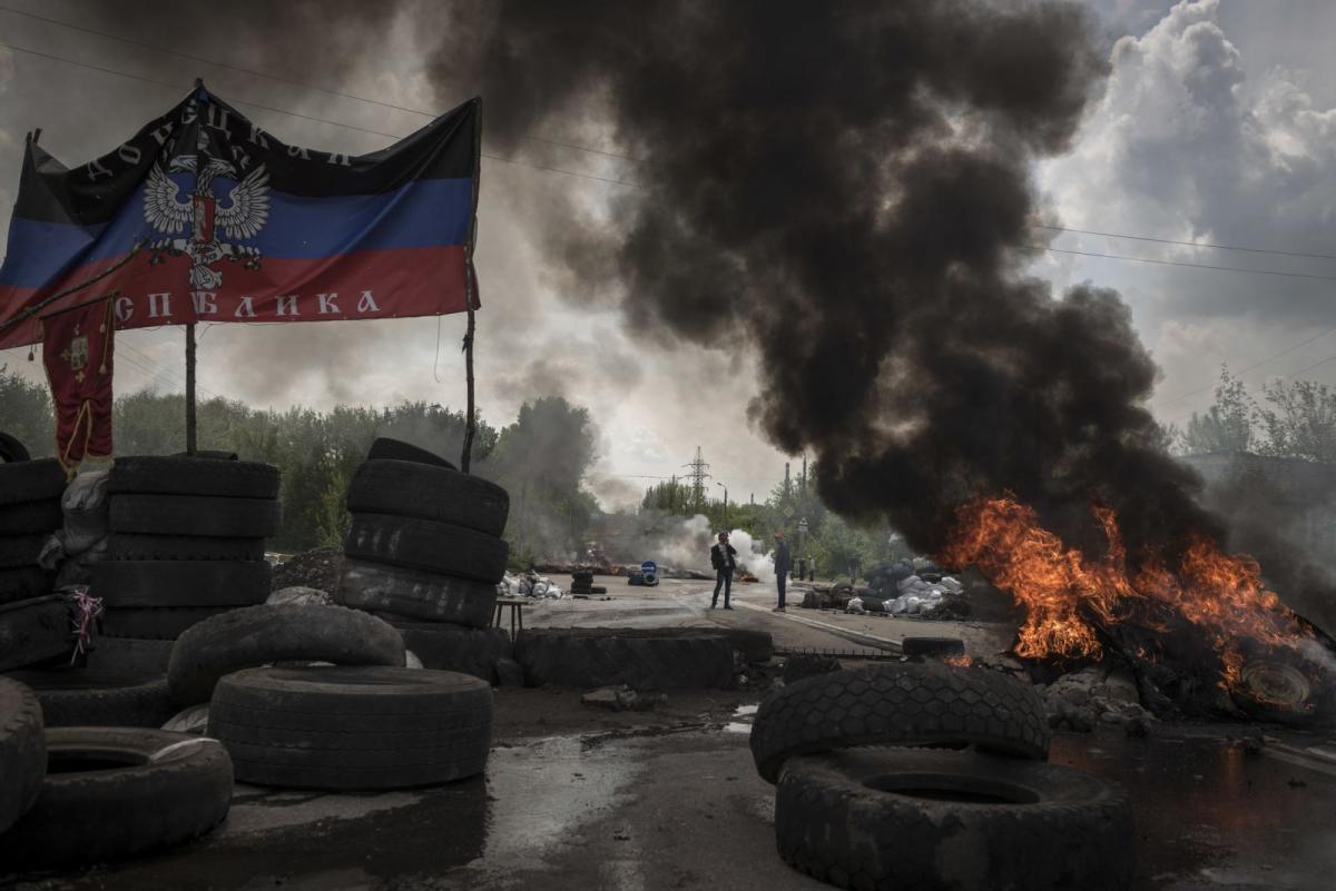 Грызлов потребовал принять регламент работы контактной группы по Донбассу