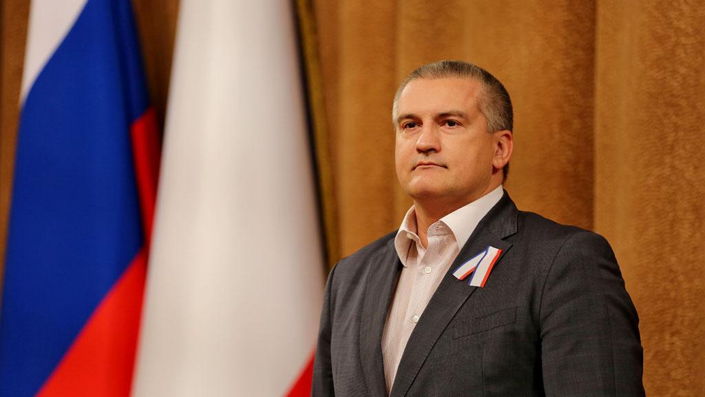 Глава Крыма пожелал народу Украины пережить смуту